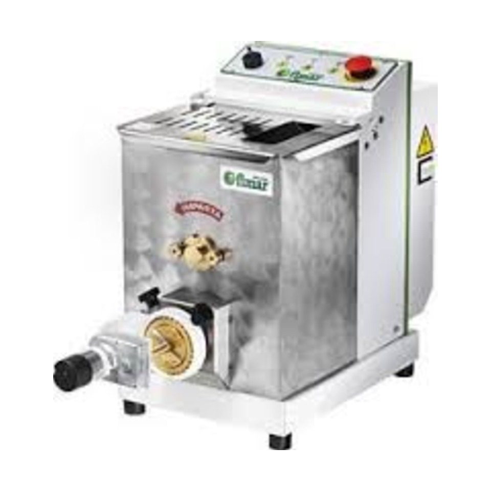 MPF4 - Fresh Pasta Machine with Electric Pasta Cutter