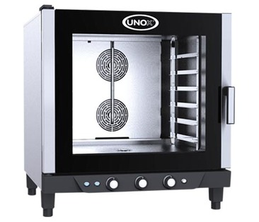 XB693 - 6 600x400  BakerLux Manual Electric Combi Steam Oven