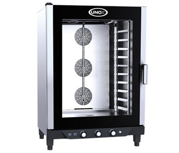 XB893 - 10 600x400 BakerLux Manual Electric Combi Steam Oven