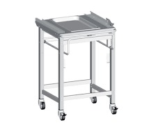 Teutonia XWVYC-0021 ChefTop Mind.Maps Trolley for Basket GN 2/1