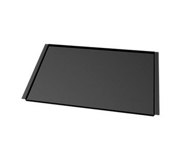 TG525 Enameled coated Pan, black - 660x460