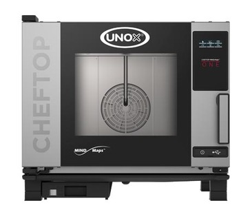XEVC-0511-E1R One - 5 GN 1/1 ChefTop Mind.Maps Electric Combi Steam Oven