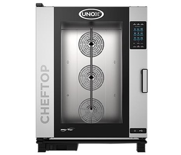 XEVC-1021-EPR Plus - 10 GN 2/1 ChefTop Mind.Maps Electric Combi Steam Oven