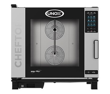 XEVC-0621-EPR Plus - 6 GN 2/1 ChefTop Mind.Maps Electric Combi Steam Oven
