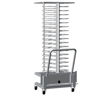 XEVTC-051P  - 20 GN 1/1 ChefTop Mind.Maps Mobile Plate Trolley
